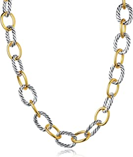 Best david yurman men's chain necklaces Reviews