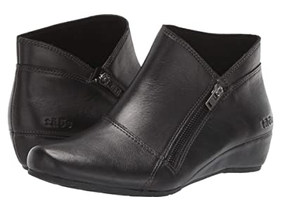 Taos Footwear Hideaway (Black) Women