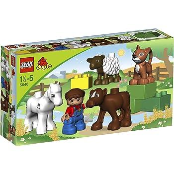 レゴ (LEGO) デュプロ 農場のどうぶつたち 5646