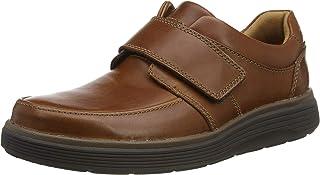 Clarks Men's Un Abode Strap Loafers