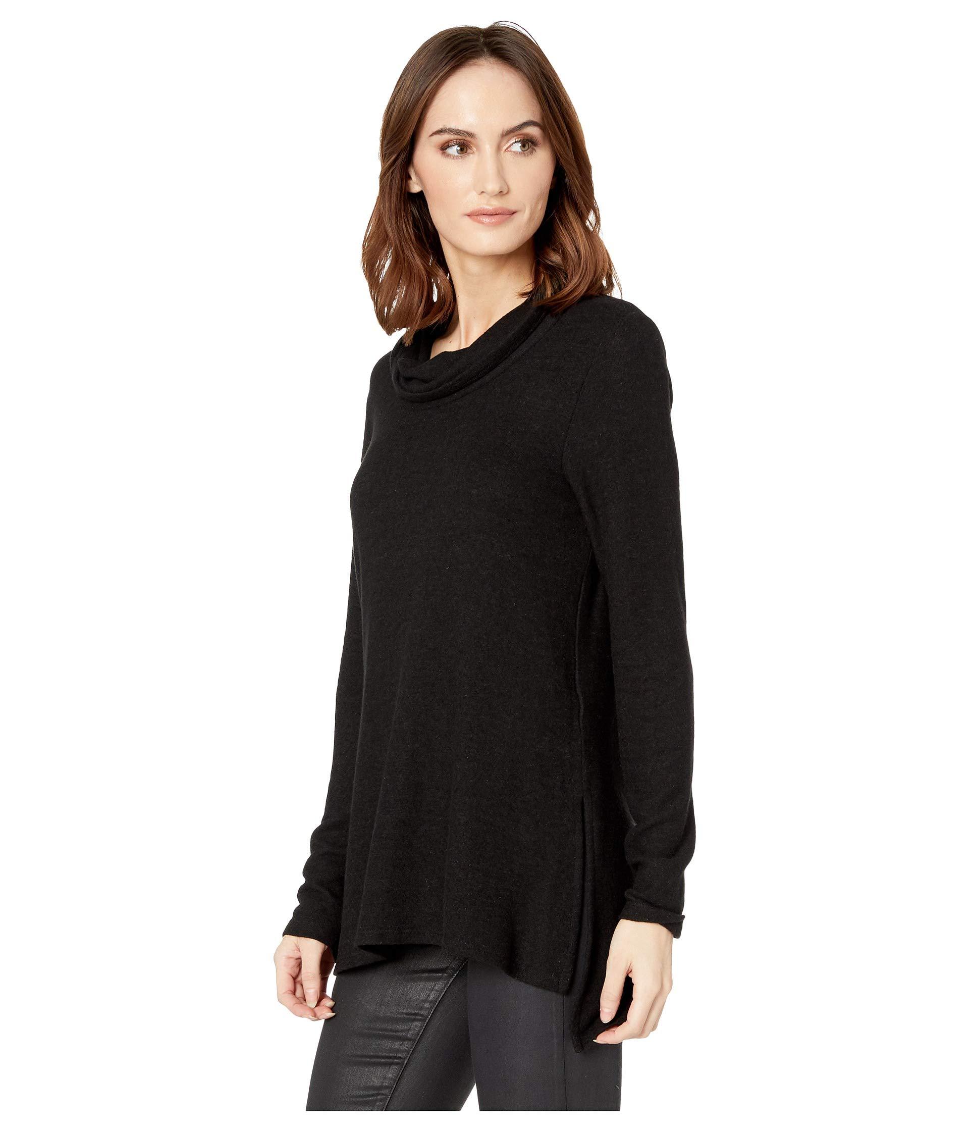 Karen Sweater Cowl Neck Kane Black HrAqHf6x