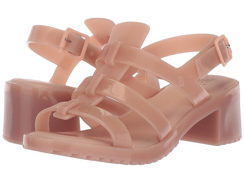 Mini Melissa Mel Flox High (Little Kid/Big Kid) (Light Pink Matte) Girls Shoes