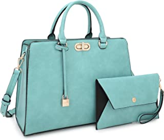 Women's Handbags Satchel Bag Ladies Purse Tote Shouler Bag with Matching Wallet