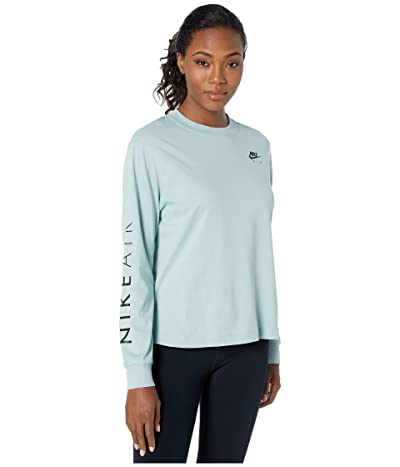 Nike NSW Air Top Long Sleeve (Ocean Cube) Women