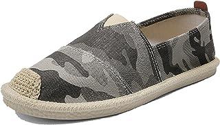 Espadrilles pour Hommes Chaussures de Sport Modernes Chaussures Plates antidérapantes pour Hommes