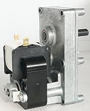 3 RPM Motor de engranaje MELLOR Silenciadores de pellets Moretti Fire
