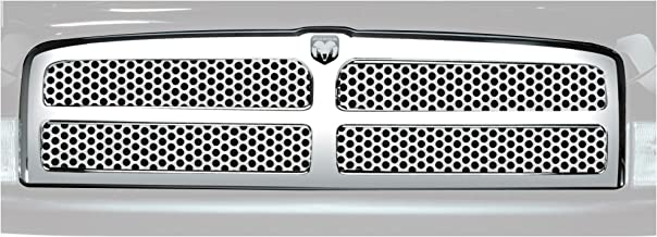 Putco 84103 Punch Mirror Stainless Steel Grille