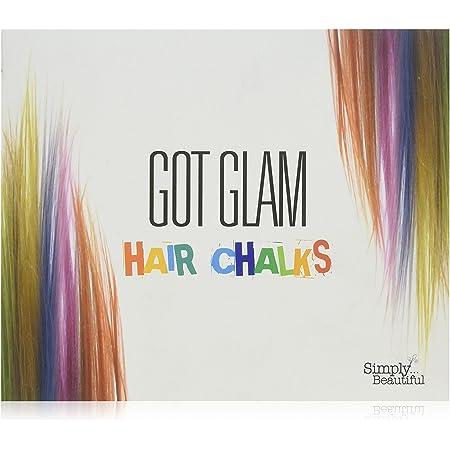 halloween Buluri 12 colores Set de tiza para el cabello,Tinte ...