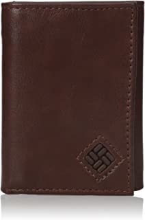 Men's Rfid Blocking Trifold Wallet