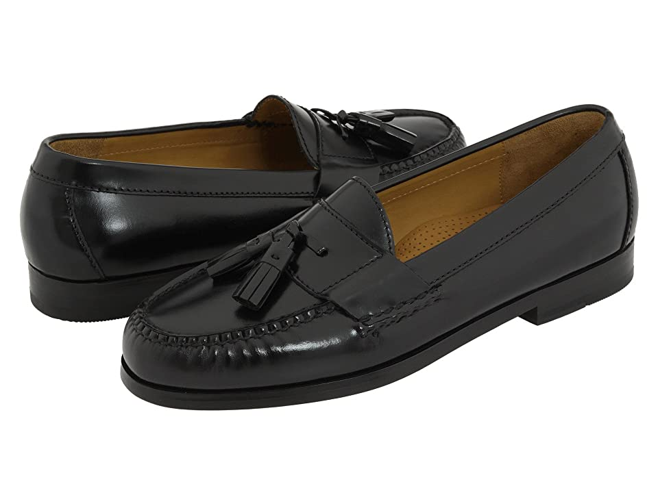 Cole Haan Pinch Tassel (Black) Men