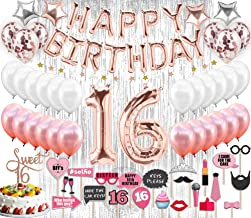Best 16 birthday decorations Reviews