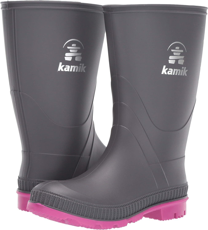 Kamik Unisex-Child Stomp Rain Boot