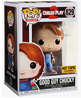 Funko Pop! Movies: Childs Play Good Guy Chucky, Action Figure - 39945