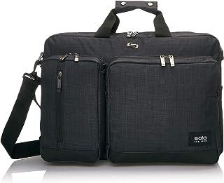 حقيبة ظهر هجينة للحاسوب المحمول سولو دوان 15.6 بوصة، تتحول إلى حقيبة ظهر