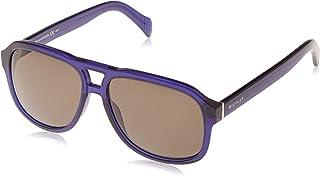 Acetate Frame Brown Lens Men's Sunglasses TH1468S0GEG705816