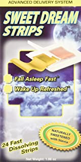 Essential Source - Sleep Aid - Sweet Dream Strips for Insomnia, 24 Count