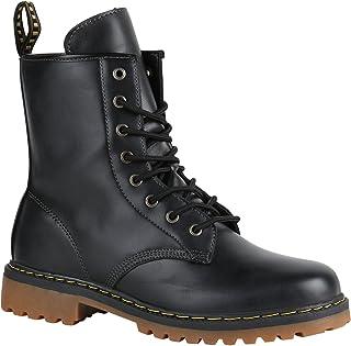 Rieker 71730 42 Schuhe Damen Schnür Boots Stiefeletten