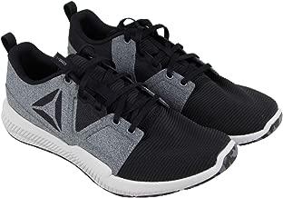Reebok Men's Hydrorush TR Cross Training Shoes Black/Skull Grey/Alloy (10.5)