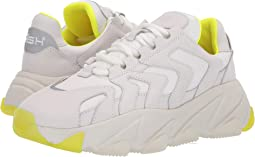 Nubuck White/Reflex Silver/Reflex White/Mesh Dragon White/Nubuck