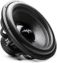 "Skar Audio EVL-18 D2 18"" 2500 Watt Max Power Dual 2 Ohm Car Subwoofer"
