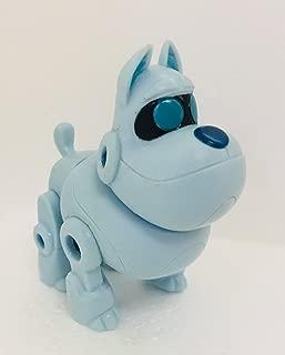 "Disney Puppy Pals Robotic Dog A.R.F. ARF 2"" PVC Figure Cake Topper Doll Toy"