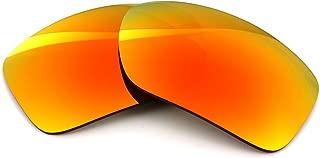Polarized IKON Replacement Lenses For Maui Jim Peahi MJ-202 Sunglasses - Fire Orange