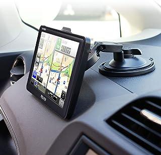 ポータブルナビ カーナビ 7インチ 2019年地図 3年間地図更新無料 ワンセグ TV 外部入力 Bluetooth オービス GPS フレキシブルスタンドセット NV-A002E-SET1