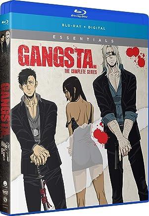 GANGSTA Essentials Blu-Ray(GANGSTA. ギャングスタ 全12話+SP)