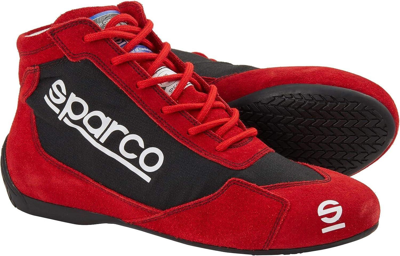 SPARCO 00126438RS Slalom Racing Stiefel Gr/ö/ße 38 RED RB 3.1