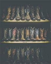 Amazon Com Cowboy Boot Wall Decor