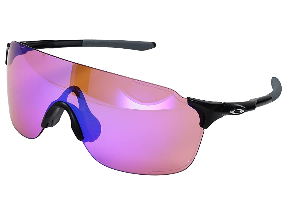 Oakley Evzero Stride (Matte Black w/ Prizm Trail) Fashion Sunglasses