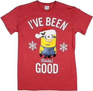 Christmas Minions I've Been Kinda Good Graphic T-Shirt