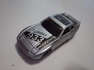 Metallic Silver Porsche 944 Turbo Diecast 65-mm