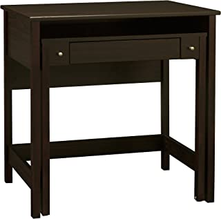 Bush Furniture Brandywine Writing Desk for Small Spaces in Porter