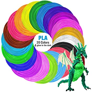 Pluma 3d, GEEETECH Plumas para impresión 3D con Pantalla LCD ...