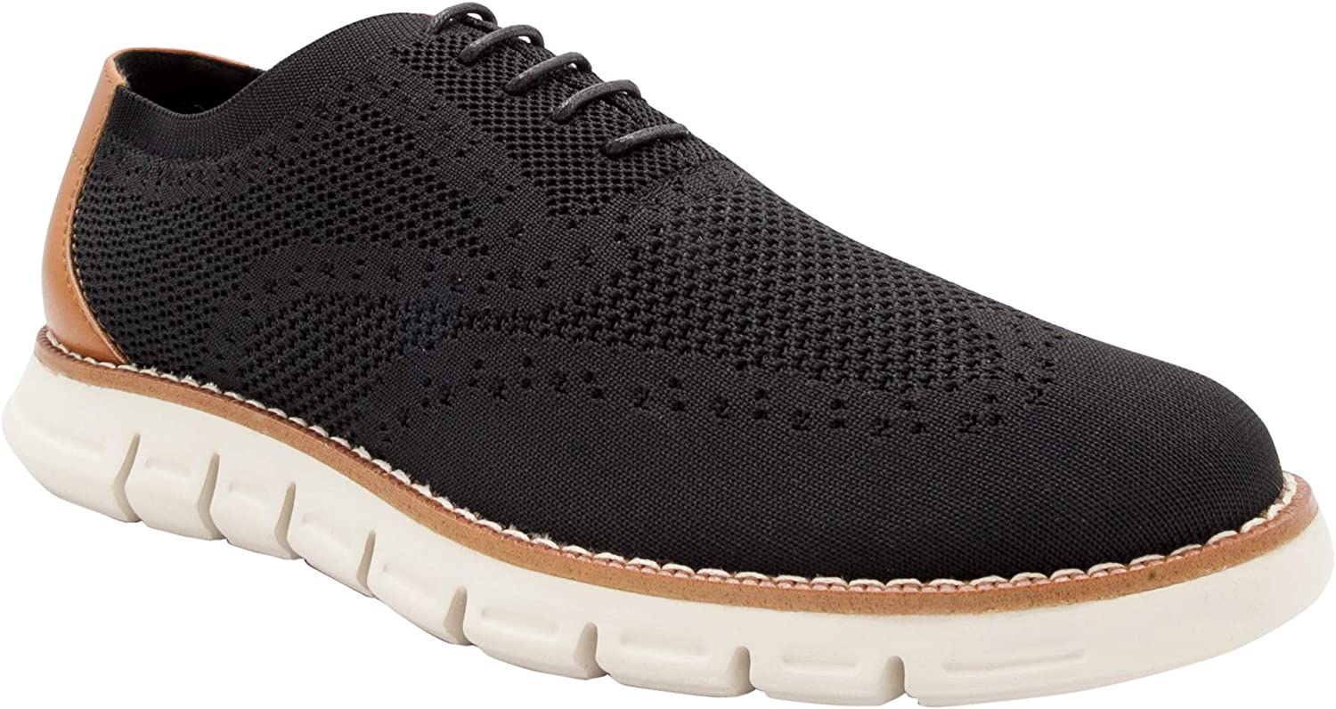 NINE WEST Mens Wingtip 2021 spring and summer new Shoes Kn Stretch Men for Large-scale sale Casual