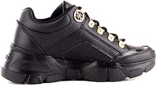Guess Luxury Fashion Womens FL8SI3FAL12BLACK Black Sneakers | Fall Winter 19