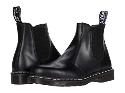 Dr. Martens 2976 Chelsea (Black Smooth) Shoes