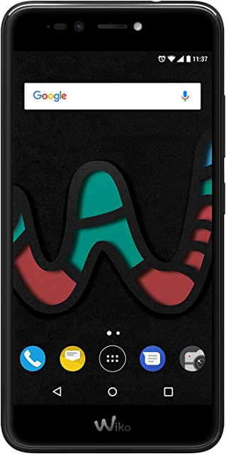 Wiko Upulse Lite SIM Doble 4G 32GB Negro - Smartphone (132 cm (5.2) 32 GB 13 MP Android 7.0 Nougat Negro)
