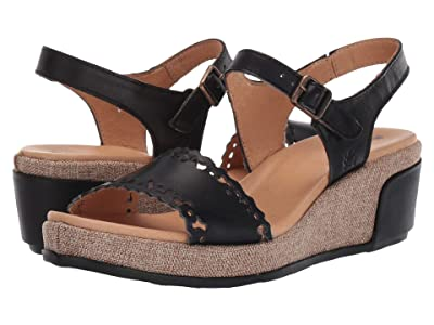El Naturalista Leaves N5026 (Black) Women