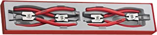 Teng Tools - 4 Piece 9 Inch Snap Ring Circlip Plier Set - TTX474-9