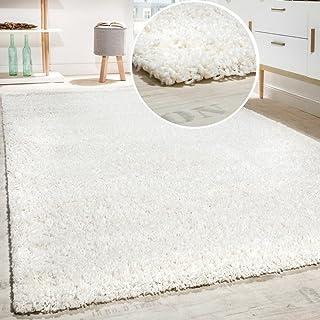 Amazon.fr : tapis blanc salon