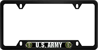 Best army license plate frame Reviews