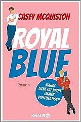 Royal Blue: Roman (German Edition) Format Kindle