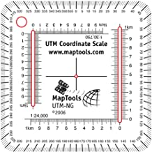 Natl Geo Kiosk and !TOPO Maps UTM Slots 1:30,750