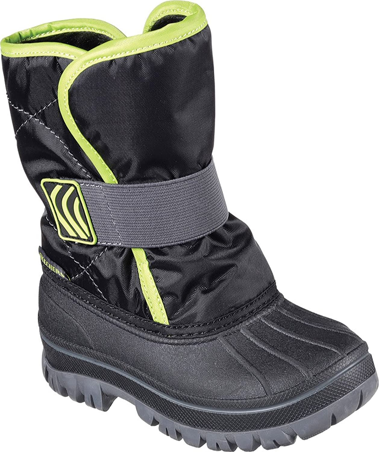 Skechers Infant Toddler Boys' Lil Frostie Cold Weather Boot