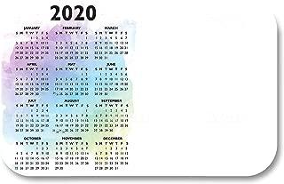 2020 Calendar Notepad, 2 Pads per Pak