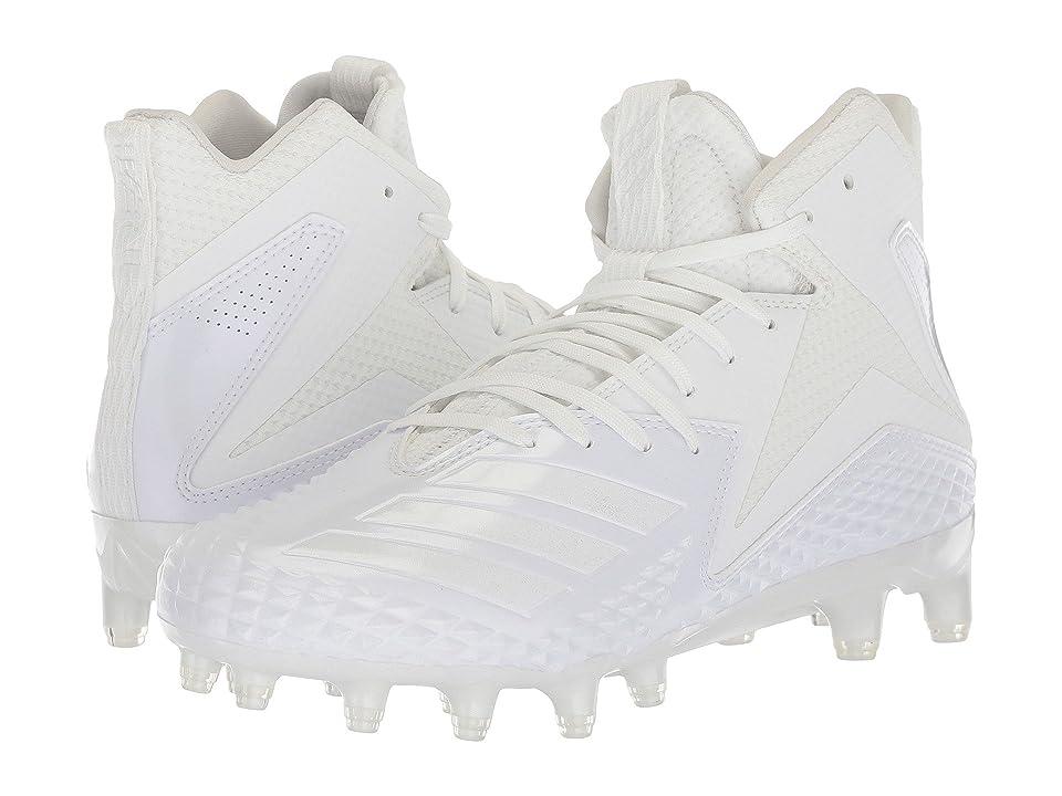 adidas Freak x Carbon Mid (Footwear White/Footwear White/Footwear White) Men