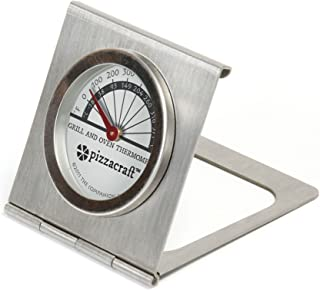 Pizzacraft PC0409 Stainless Steel Oven and Grill Thermometer