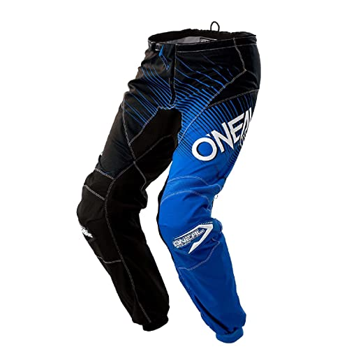 Heyberry Motocross Enduro Quad Hose schwarz orange Gr M